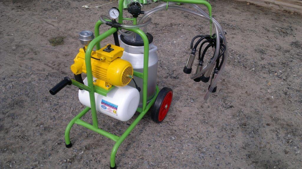 Доильный аппарат для коров 1 пульсатор 1 бидон