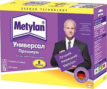 METYLAN Универсал Премиум Обойный клей для бумажных обоев, 170 г