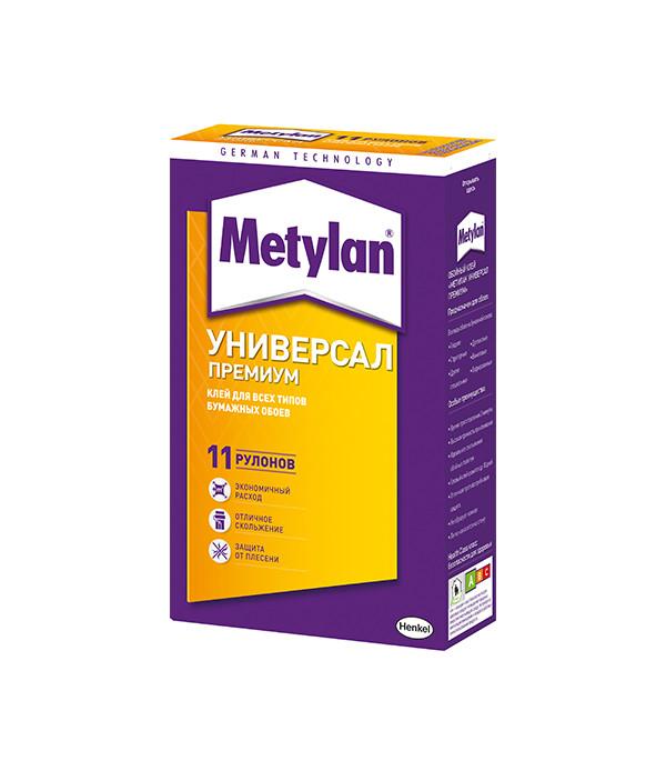 METYLAN Универсал ПРЕМИУМ Обойный клей для бумажных обоев, 250 г