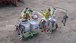 Доильные аппараты для коров Agrolead Турция, фото 3