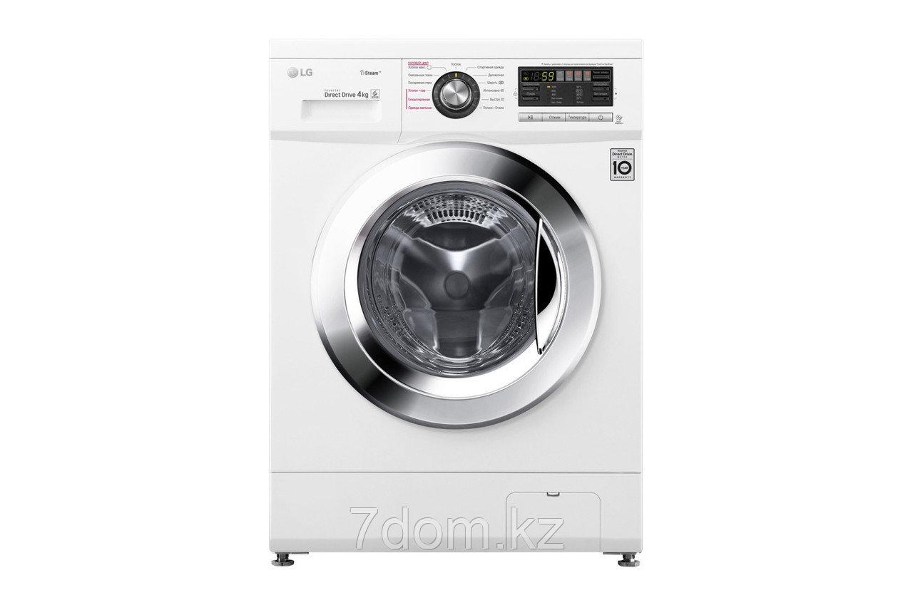 Суперузкая стиральная машина LG F1096SDS3