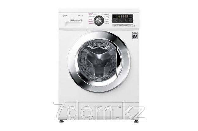 Суперузкая стиральная машина LG F1096SDS3, фото 2
