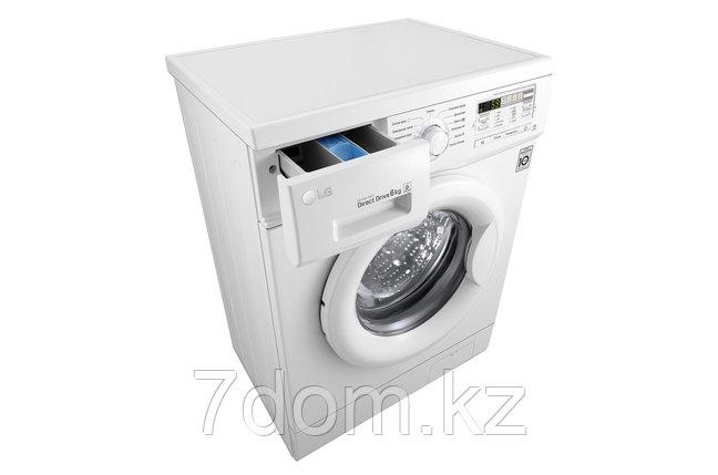 Узкая стиральная машина LG F-10B8ND, фото 2