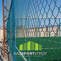 Строительство футбольного поля с нуля открытого типа в городе Актау. Форд-шевченко 5