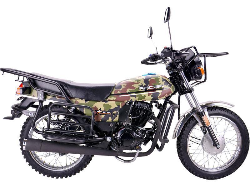Мотоцикл Racer Tourist RC150-23А