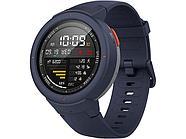 Смарт часы Xiaomi Amazfit Verge A1811 Синий (Смарт часы,  Xiaomi, Amazfit Verge A1811 , Синий)