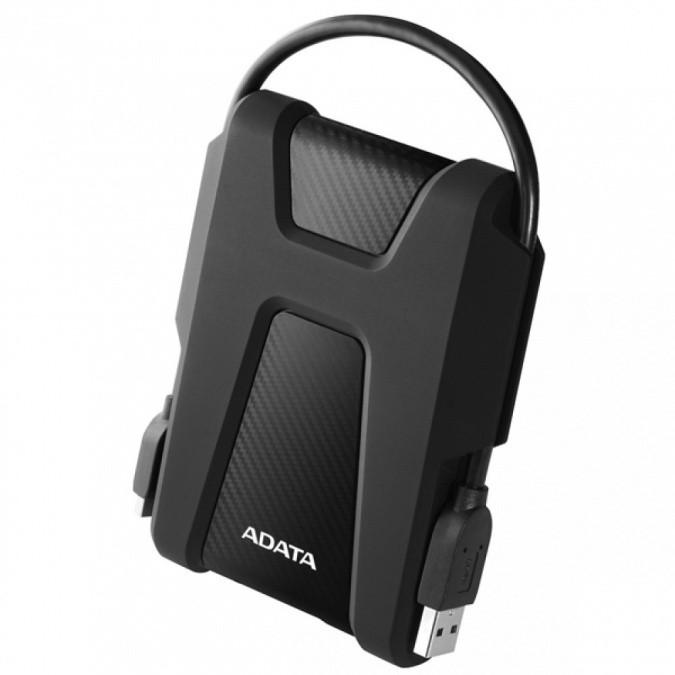 Внешний жесткий диск 2,5 2TB Adata AHD680-2TU31-CBK черный