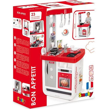 Детская игровая кухня электронная Bon Appetit Smoby 310819