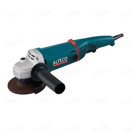 Угловая шлифмашина AG 1300-125 ALTECO, фото 2