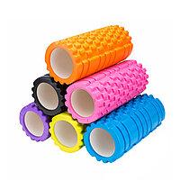 Массажный цилиндр (Foam Roller)