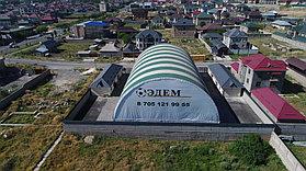 Строительство крытого футбольного поля в городе Шымкент в районе Нурсат. Стоимость 22 млн. тг с ГАРАНТИЕЙ 5 лет. 5