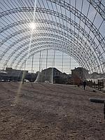 Строительство крытого футбольного поля в городе Шымкент в районе Нурсат. Стоимость 22 млн. тг с ГАРАНТИЕЙ 5 лет. 8