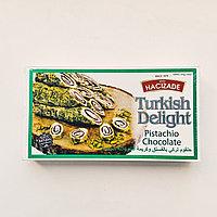 Рахат-лукум Hacizade c  Фисташками и шоколадом (Турция) 454 гр.