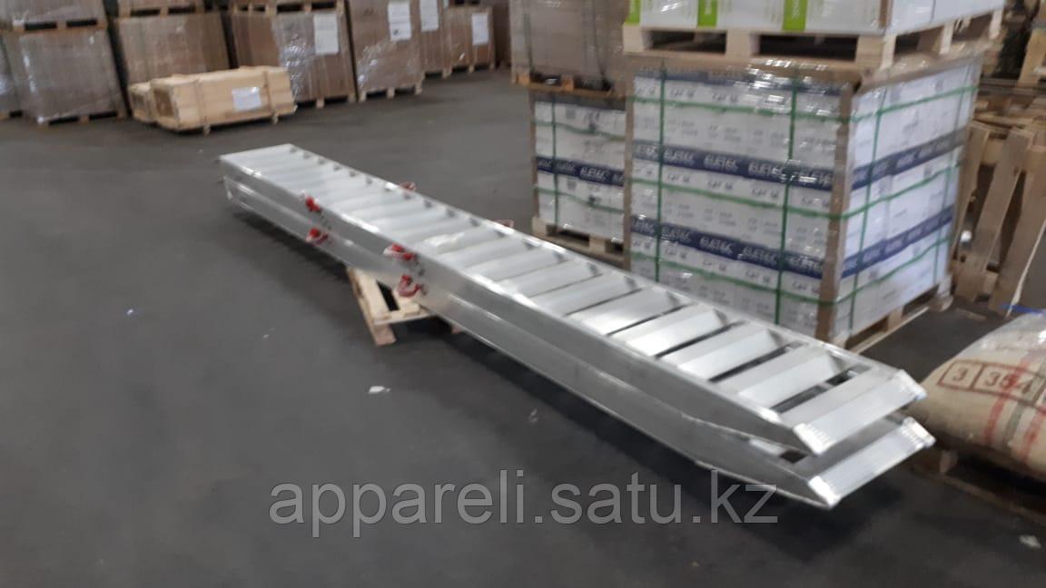 Погрузочные рампы из алюминия (аппарели / трапы) 6 тонн