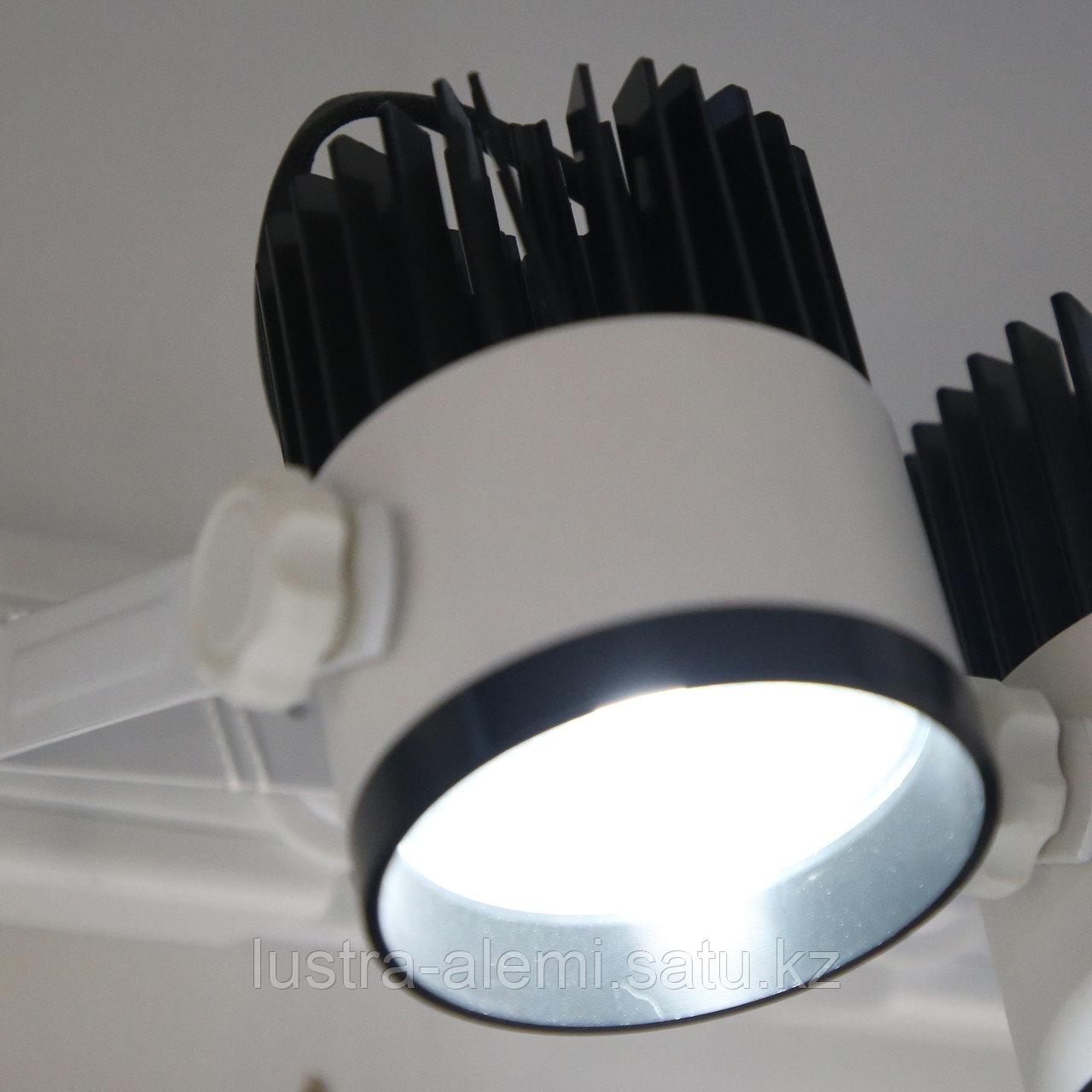 Светильник Направляющий ЖИ 6009 20вт
