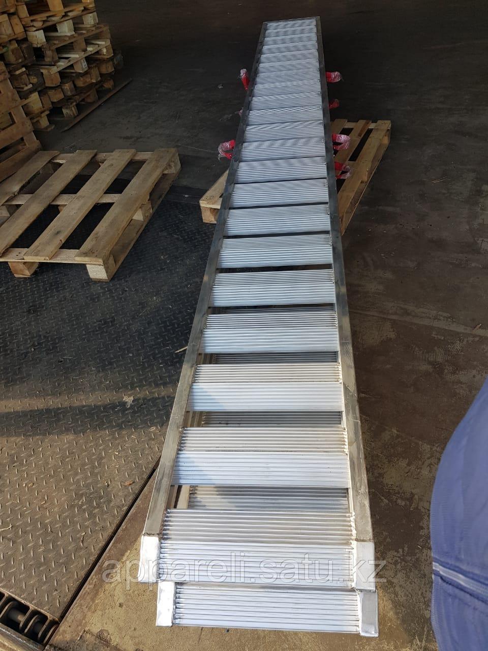 Погрузочные рампы из алюминия (аппарели / трапы) 7 тонн