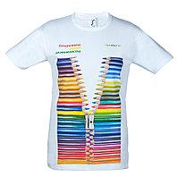 Печать на футболках 40, желтый