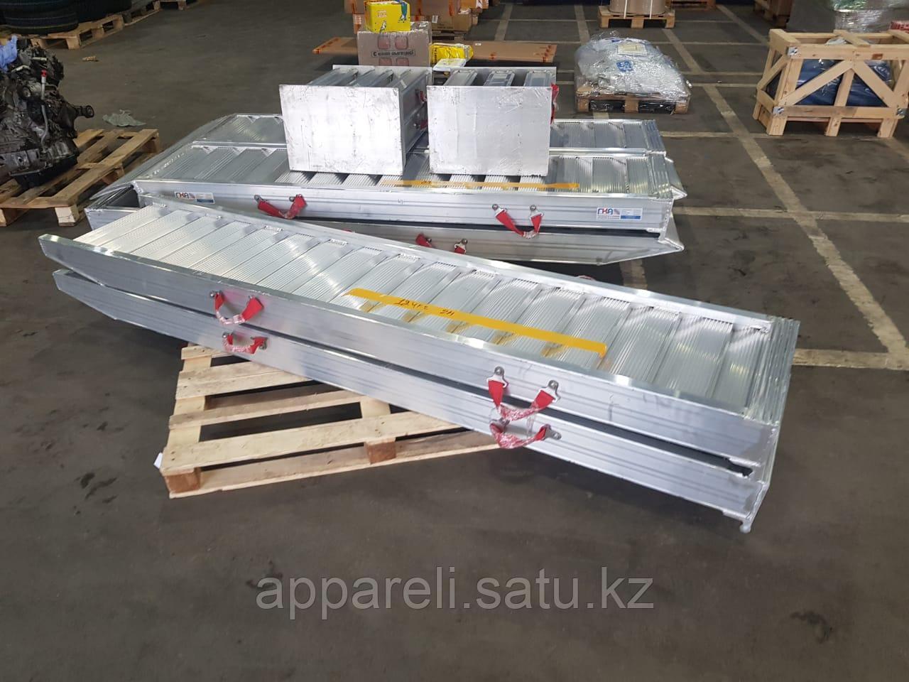 Погрузочные рампы из алюминия (аппарели / трапы) 11 тонн