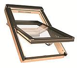 Мансардное окно 66х118 с окладом для гибкой черепицы FAKRO +77075705151, фото 5
