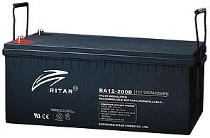 Аккумулятор Ritar RA12-200(12В, 200Ач)