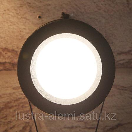 Светильник Фасадный Темиз 5вт BK, фото 2