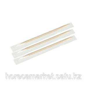 Зубочистки в бумажной обертке (1000 шт)