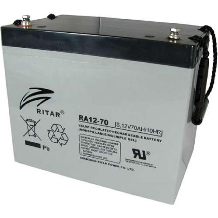 Аккумулятор Ritar RA12-70(12В, 70Ач)