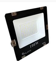 Светодиодный прожектор  100 W черный