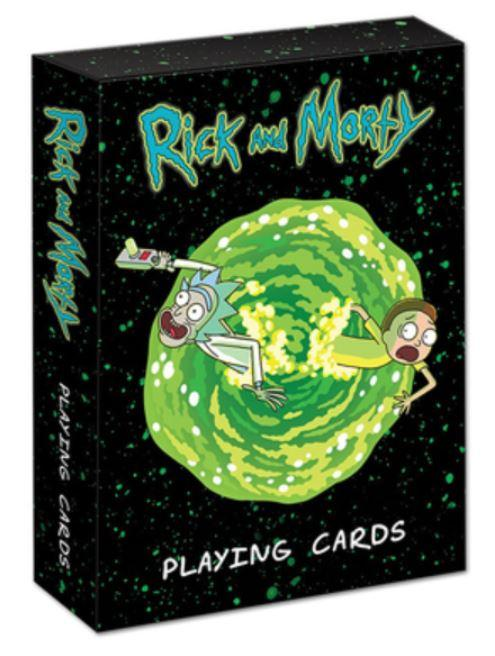 Карты Рик и Морти