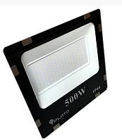 Светодиодный прожектор  500 W черный