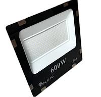 Светодиодный прожектор  600 W черный