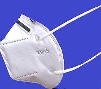 Респираторные маски KN95 с клапаном