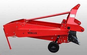 Картофелекопалка 1-рядная навесная Польша WIRAX (Виракс), фото 2