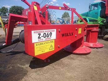 Навесная косилка Wirax Z-069/1,85м, фото 2