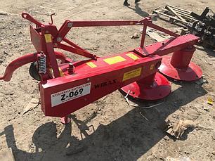 Роторная косилка Wirax (Виракс) 135см, фото 3