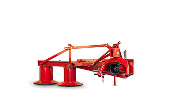 Косилка роторная польского производства Wira 1.35м, фото 2