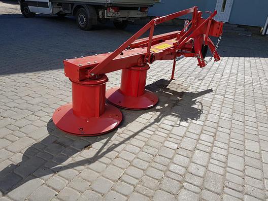 Роторная косилка Wirax Z069/135см, фото 2