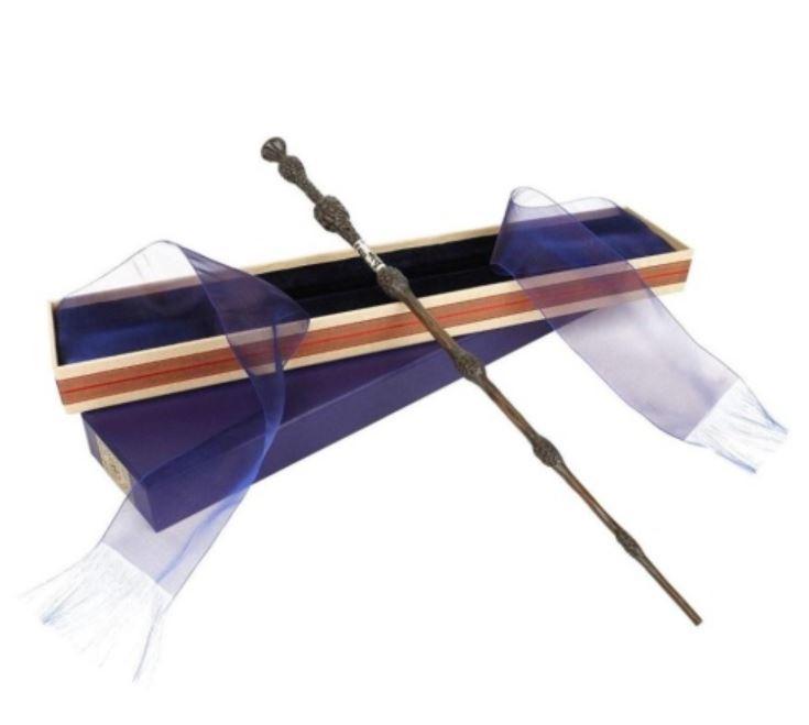 Бузинная палочка Дамблдора из Гарри Поттера (с металлическим стержнем)