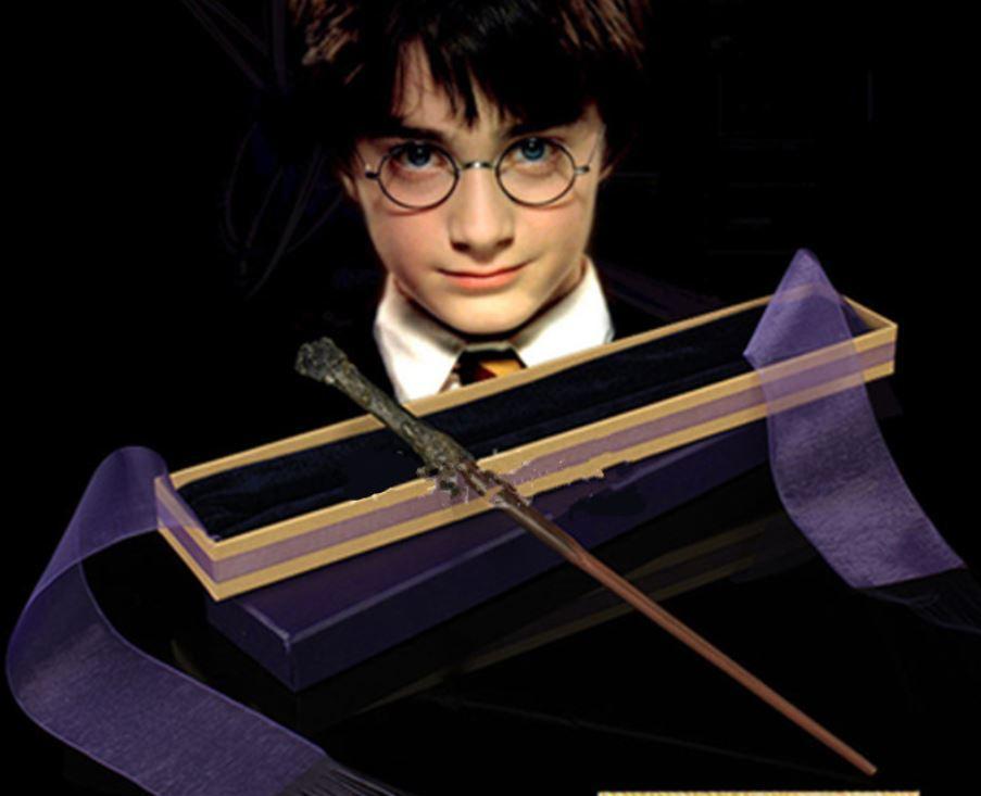 Палочка Гарри Поттера (с металлическим стержнем)