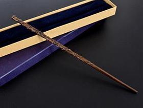 Палочка Гермионы из Гарри Поттера (с металлическим стержнем)