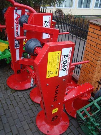 Навесные роторные косилки на трактор ( Wirax, Польша), фото 2