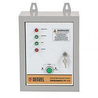 Блок автоматического запуска ENERGOMATIC PS 115// Denzel