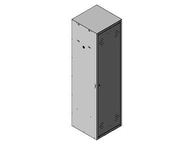 Шкаф LS-01-40 (и -001-40) шириной 500