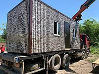 Мини дом из контейнера- 20 фут