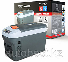 Холодильник автомобильный AVS CC-22WAC (22л 12В/24В/220В) Автохолодильник