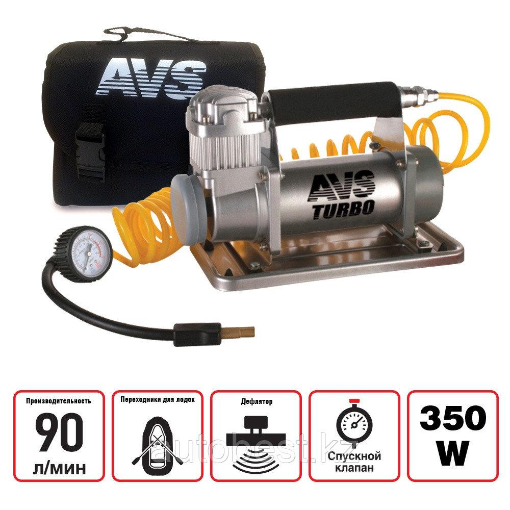 Компрессор автомобильный AVS KS900