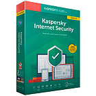 Антивирус Kaspersky Internet Security 2020 Box Base (3 устройства, 1 год)