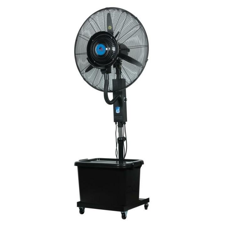 Вентилятор с распылителем воды для (ресторанов,кафе, дачи,террас,дома)