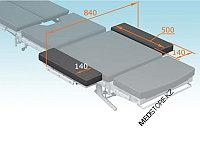 Комплект КПП-27 для расширения панели операционного стола.