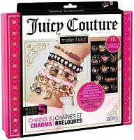Make It Real Набор для создания Шарм-браслетов Juicy Couture Королевский шарм